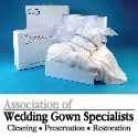 Association of Wedding Gown Specialists Weddings banner