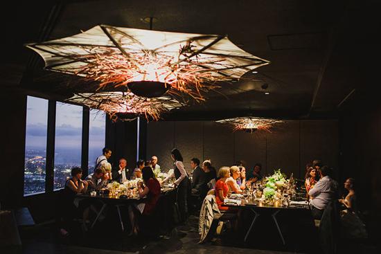 city restaurant wedding0061 Mariaan & Phils City Restaurant Wedding