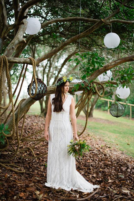 coastal country vintage wedding0004 Coastal Country Vintage Wedding Ideas