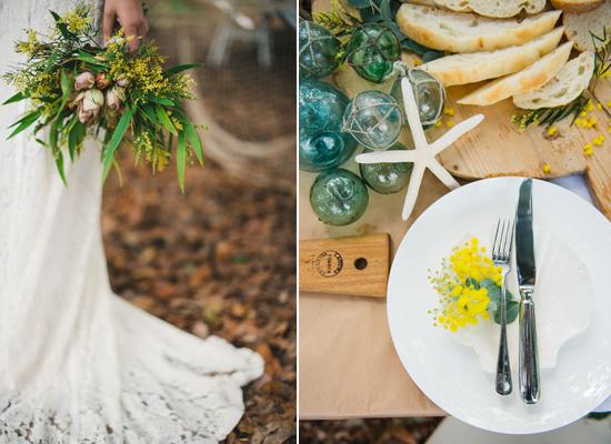 coastal country vintage wedding0065 Coastal Country Vintage Wedding Ideas