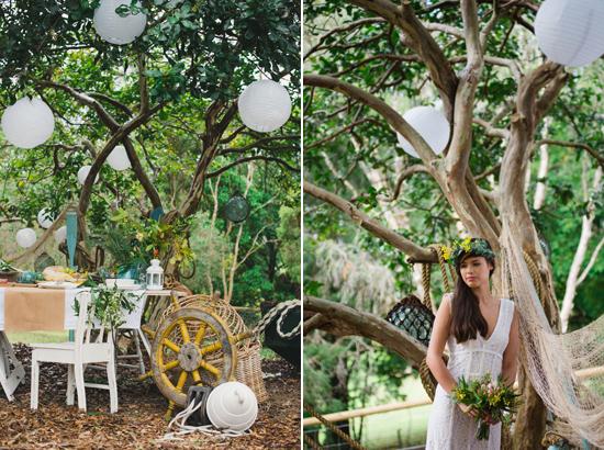 coastal country vintage wedding0075 Coastal Country Vintage Wedding Ideas