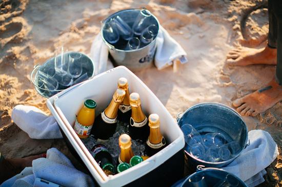 eco beach wedding0013 Kara and Barts Eco Beach Wedding