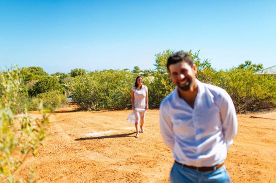 eco beach wedding0048 Kara and Barts Eco Beach Wedding
