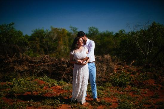 eco beach wedding0056 Kara and Barts Eco Beach Wedding