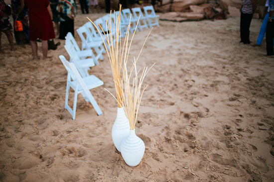 eco beach wedding0068 Kara and Barts Eco Beach Wedding