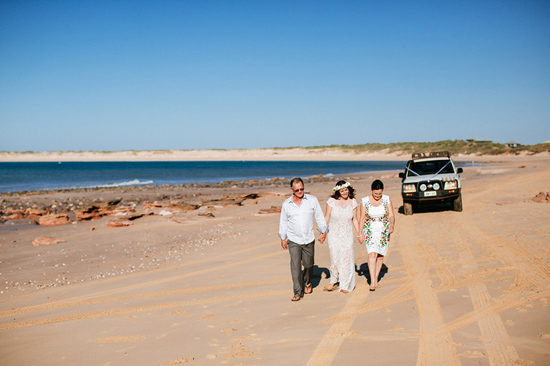 eco beach wedding0070 Kara and Barts Eco Beach Wedding