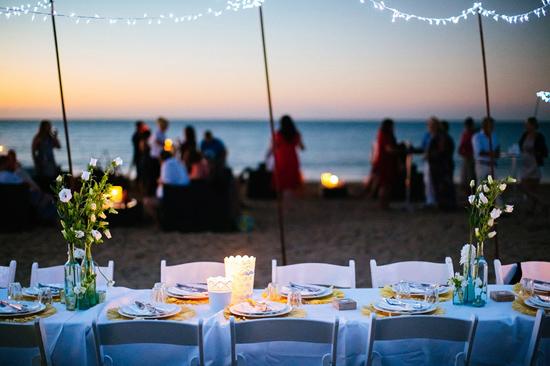 eco beach wedding0100 Kara and Barts Eco Beach Wedding