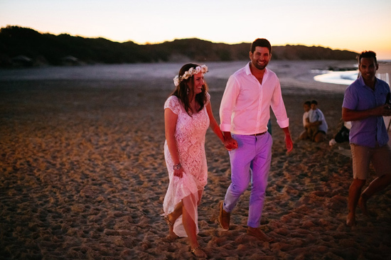 eco beach wedding0101