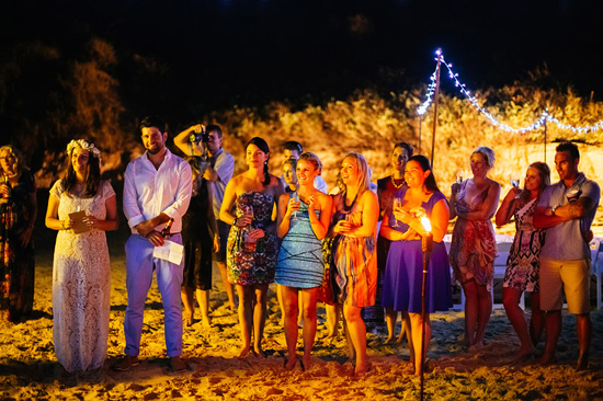 eco beach wedding0112 Kara and Barts Eco Beach Wedding