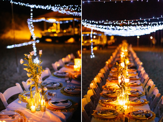 eco beach wedding0114 Kara and Barts Eco Beach Wedding