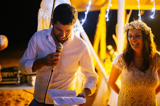 eco beach wedding0120 Kara and Barts Eco Beach Wedding