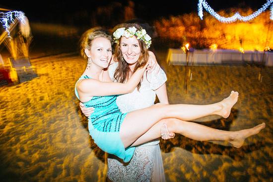 eco beach wedding0133 Kara and Barts Eco Beach Wedding