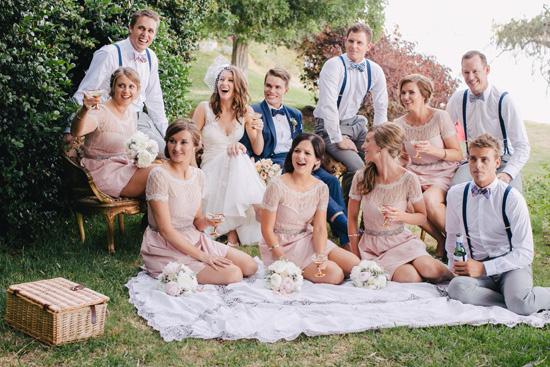 fun vintage wedding0043