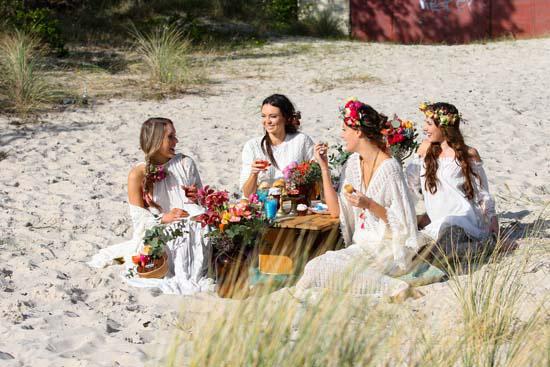 gypsy bride inspiration0016 A Girls Weekend For The Gypsy Bride
