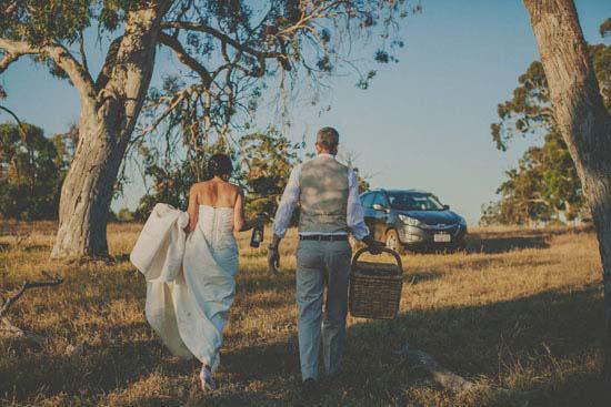 intimate country wedding0059 Samantha and Chris Intimate Country Wedding