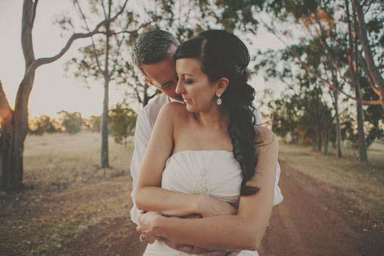 intimate country wedding0071 Samantha and Chris Intimate Country Wedding