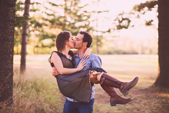 secret forest sunset engagement0007 Marie and Jans Secret Forest Sunset Engagement Photos
