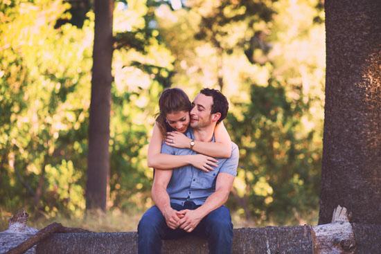 secret forest sunset engagement0008 Marie and Jans Secret Forest Sunset Engagement Photos