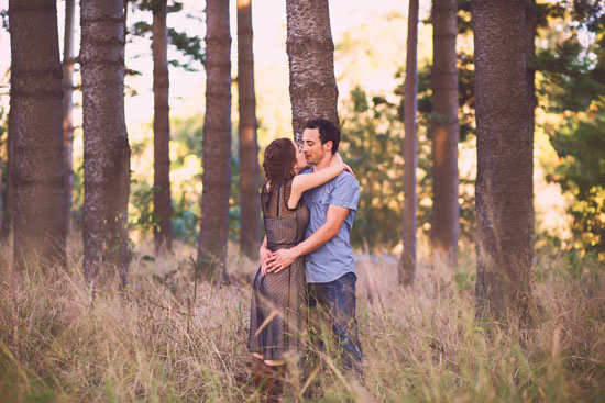 secret forest sunset engagement0013 Marie and Jans Secret Forest Sunset Engagement Photos