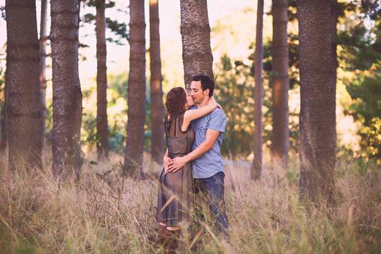 secret forest sunset engagement0013 Marie and Jans Secret Forest Sunset Engagement Photos