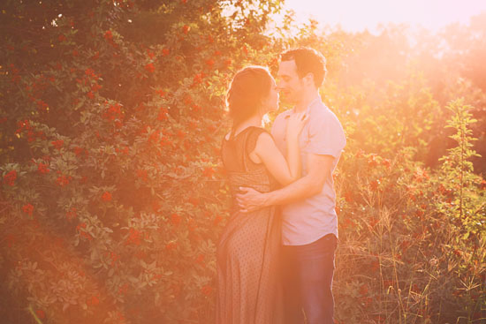 secret forest sunset engagement0034 Marie and Jans Secret Forest Sunset Engagement Photos