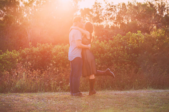 secret forest sunset engagement0036 Marie and Jans Secret Forest Sunset Engagement Photos