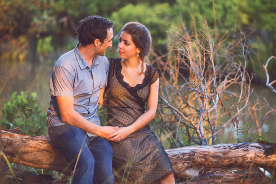 secret forest sunset engagement0039 Marie and Jans Secret Forest Sunset Engagement Photos