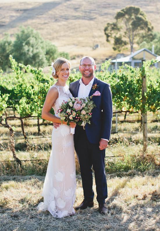 summer vineyard wedding0035 Sally and Gregs Summer Vineyard Wedding