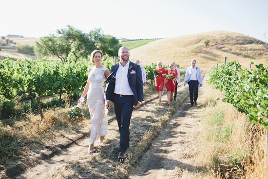 summer vineyard wedding0037 Sally and Gregs Summer Vineyard Wedding