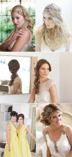 wedding wedding hair makeup