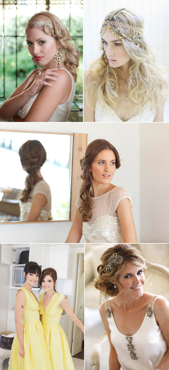wedding wedding hair makeup