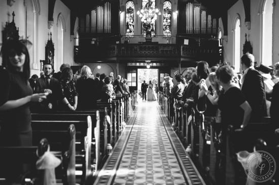 0172 550x366 Irish Wedding