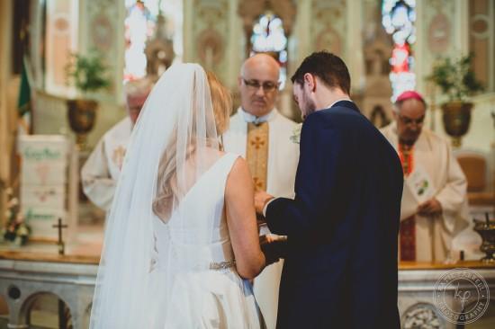 0195 550x366 Irish Wedding