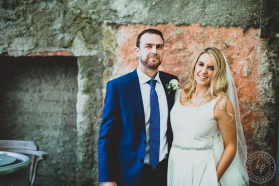 0464 550x366 Irish Wedding