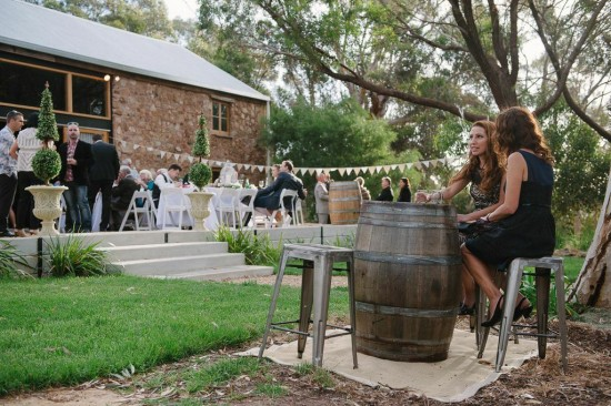 Lee and Colins Country Barn Wedding