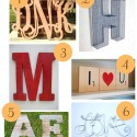 Letters1 125x125 Friday Roundup