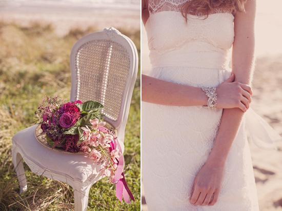 Luxe Beach Wedding Inspiration0026