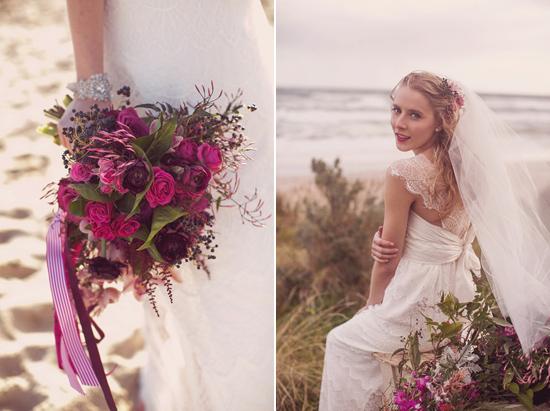 Luxe Beach Wedding Inspiration0032 Luxe Vintage Beach Wedding Inspiration