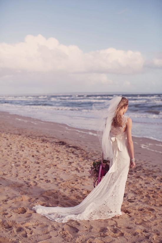 Luxe Beach Wedding Inspiration0037 Luxe Vintage Beach Wedding Inspiration