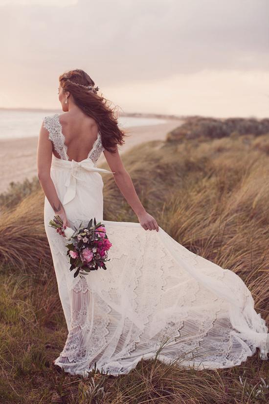 Luxe Beach Wedding Inspiration0042 Luxe Vintage Beach Wedding Inspiration