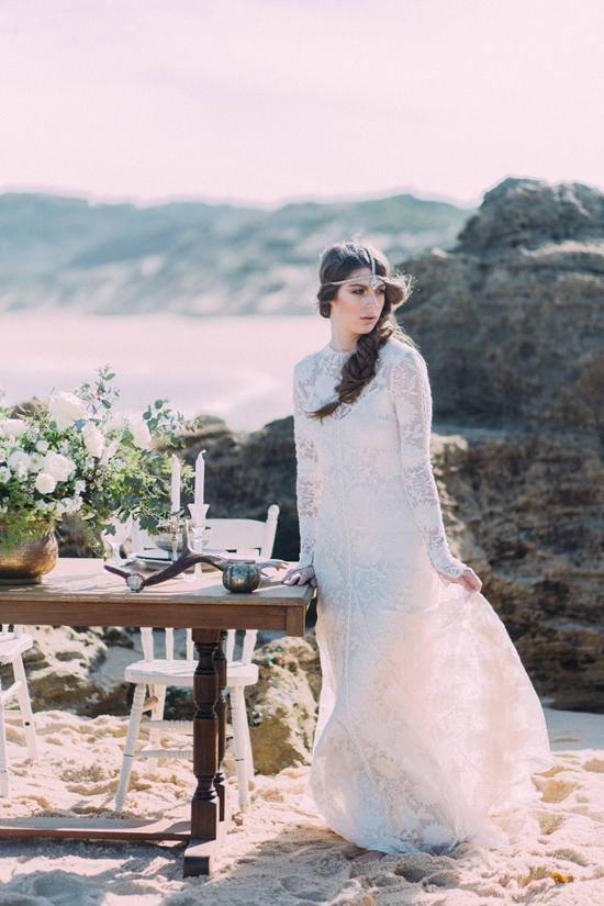 boho beach wedding ideas0017 Bohemian Beach Wedding Ideas