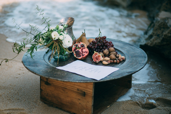boho beach wedding ideas0034 Bohemian Beach Wedding Ideas