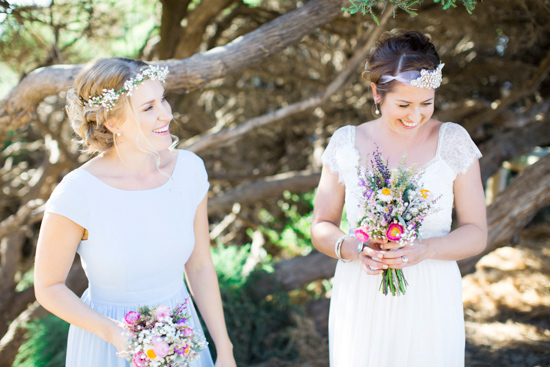 bright casual beach wedding0015