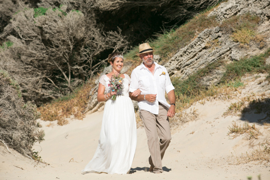 bright casual beach wedding0018