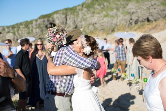 bright casual beach wedding0035