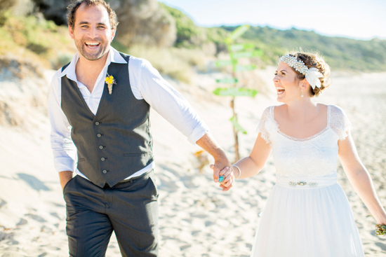 bright casual beach wedding0040 Aline and Mats Bright Casual Beach Wedding