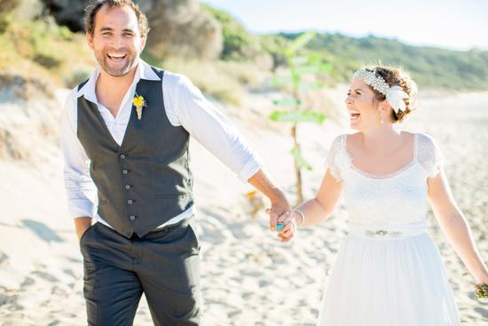 bright casual beach wedding0040