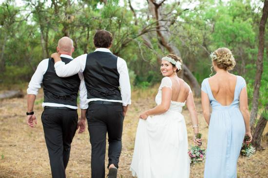 bright casual beach wedding0053