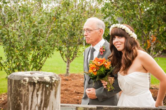 colourful farm wedding0014 Cyn & Daves Bright Farm Wedding