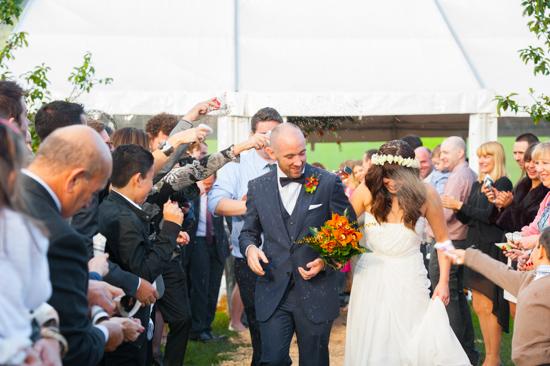 colourful farm wedding0018 Cyn & Daves Bright Farm Wedding